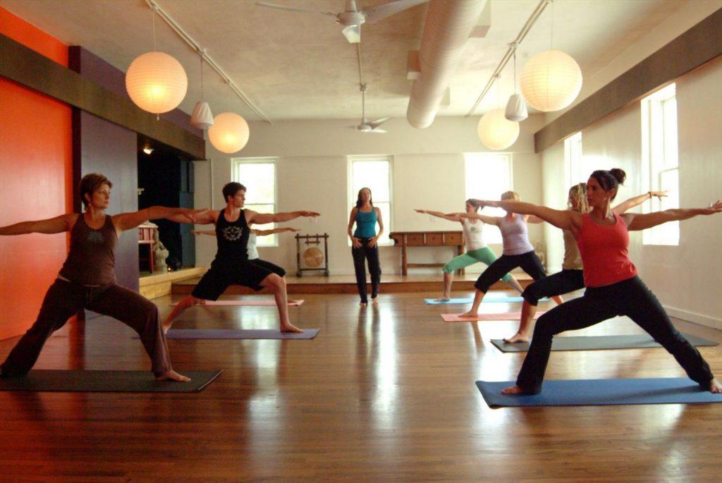 Yoga Studio City