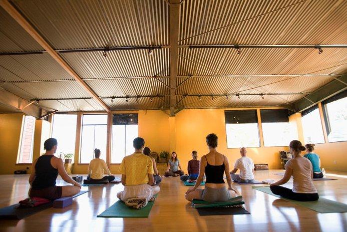 Yoga Studio Los Angeles